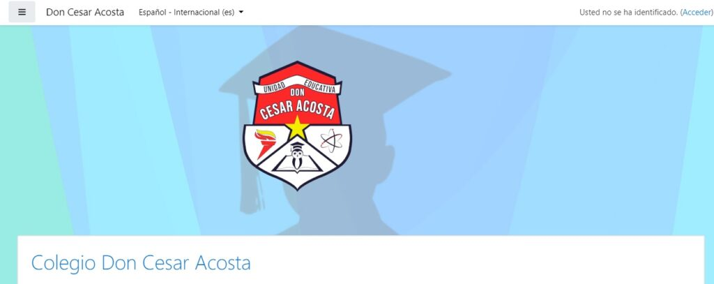 Colegio Cesar Acosta