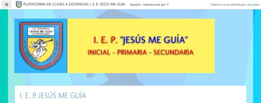 Colegio Jesus me Guia